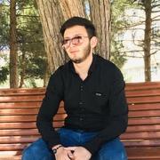İbrahim, 20, г.Сумгаит