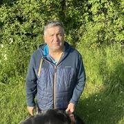 Baris Belgin 54 года (Водолей) Лондон