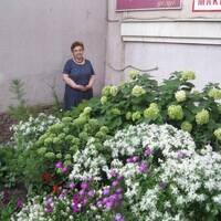 Валентина Ник, 72 года, Рыбы, Липецк