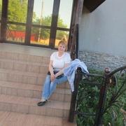 Валентина 53 года (Весы) Красный Луч