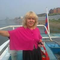 Ольга, 58 лет, Водолей, Томск