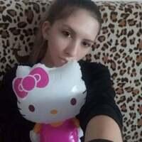 Юлия, 22 года, Овен, Алматы́