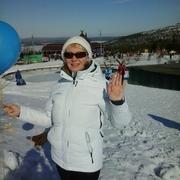 Марина, 56, г.Мончегорск