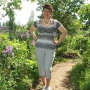 Марина 60 лет (Весы) хочет познакомиться в Шимске