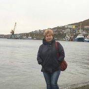 Валентина 56 лет (Рыбы) хочет познакомиться в Вилючинске