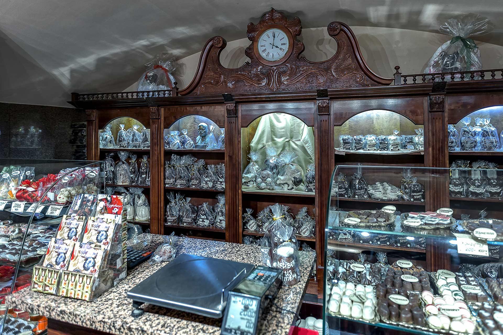 найдете музей шоколада в санкт петербурге на невском фото место должно быть