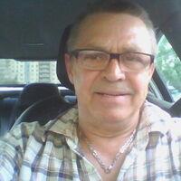Роман, 61 год, Водолей, Санкт-Петербург