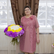 Валентина, 67, г.Безенчук