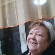 Марина Козьмина 57 лет (Лев) Алматы́