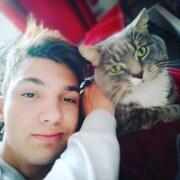Данил, 18, г.Подольск