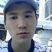 Манас Рыскулбеков, 26, г.Ош