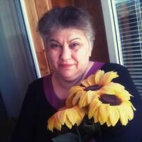 галина, 61 год, Водолей, Ставрополь