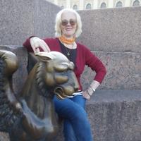 светлана, 70 лет, Близнецы, Санкт-Петербург