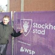 Александр 37 лет (Козерог) Стокгольм