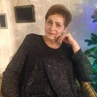Валентина, 74 года, Козерог, Новороссийск