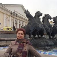 надежда, 58 лет, Скорпион, Москва
