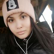 Джульетта, 20, г.Новомосковск