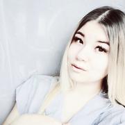 Виктория, 20, г.Уссурийск