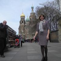 ОЛЬГА, 45 лет, Лев, Санкт-Петербург