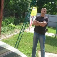 Сергей, 45 лет, Водолей, Москва