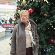 Валентина Галкина, 69, г.Тверь